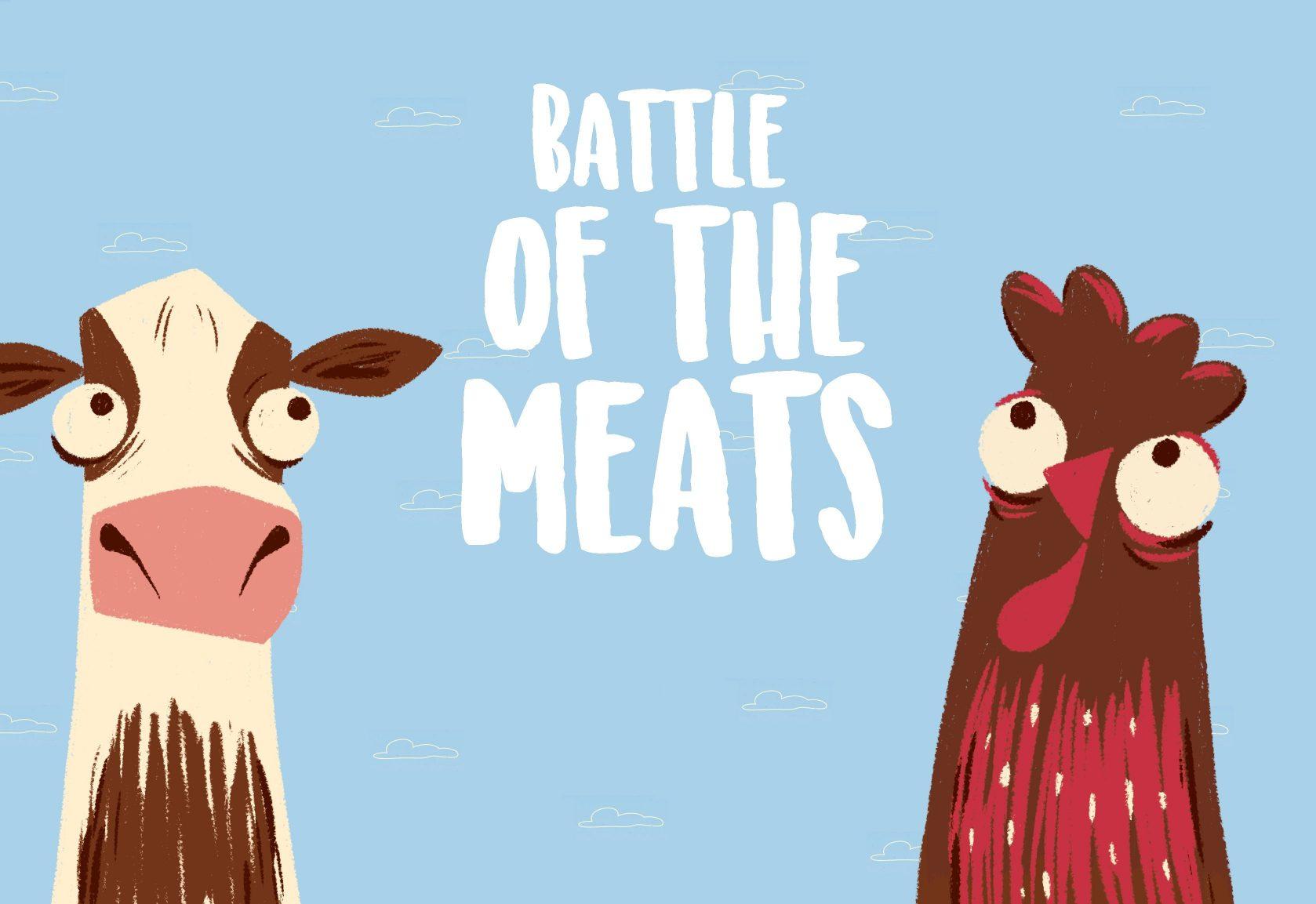 battle of the meats chicken vs beef taste inc